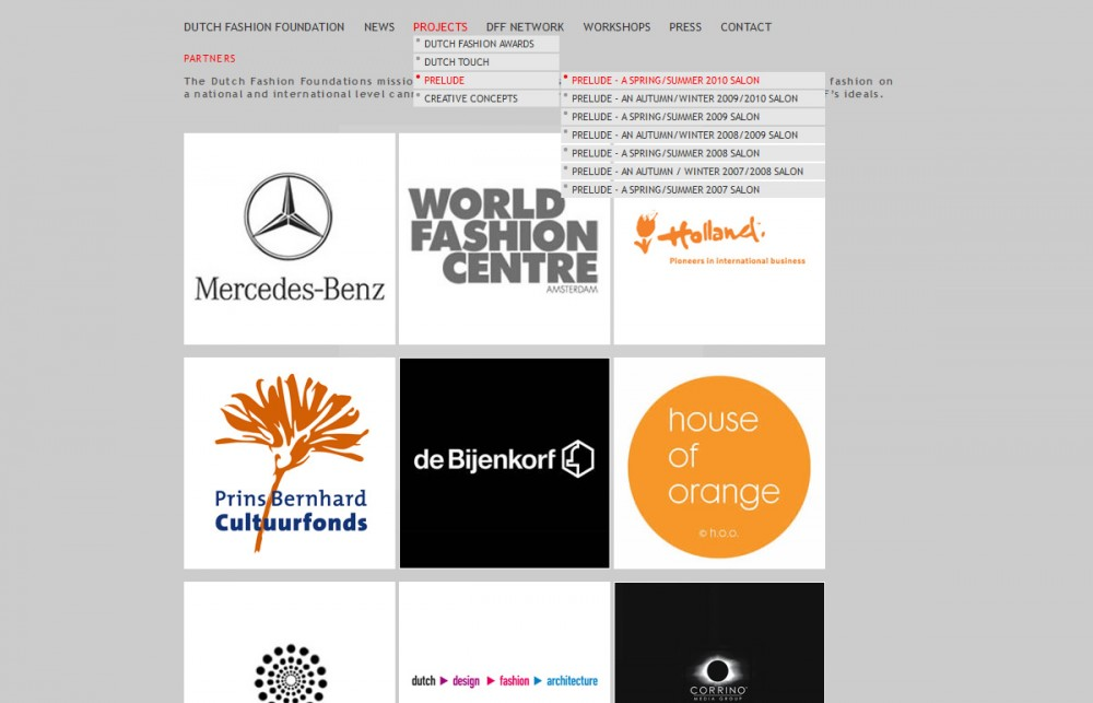 Dutch Fashion Foundation